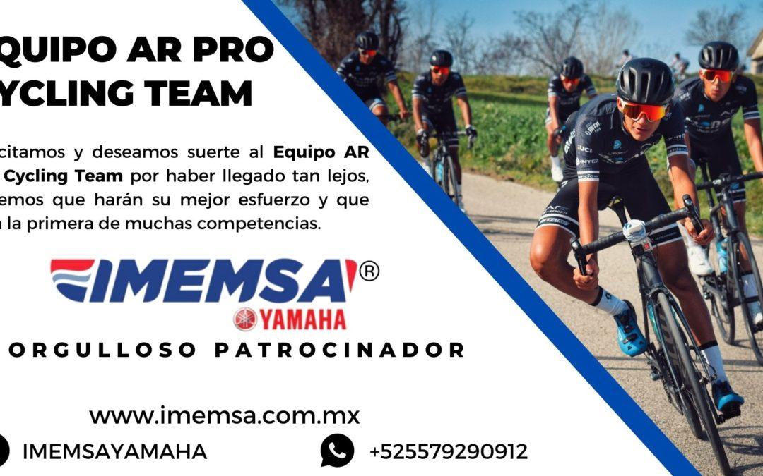 AR PRO CYCLING TEAM